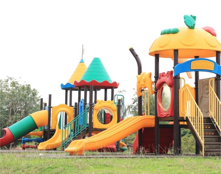 公園遊具資材