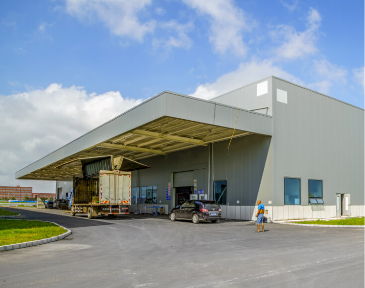 工場・倉庫建設